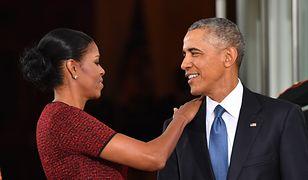 Michelle Obama i Barack Obama są małżeństwem od 27 lat