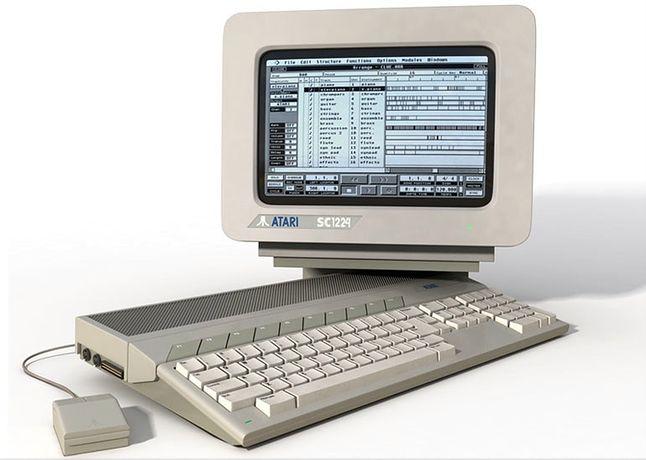 Choć Atari posiadało kilka modeli komputerów 16 bitowych, wszystkie one bazowały na nieco już przestarzałym modelu ST.