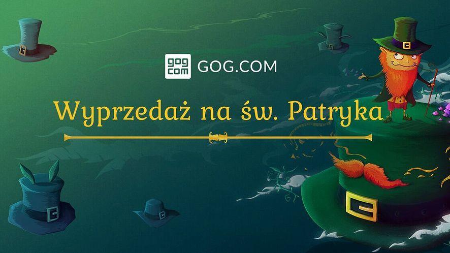 GOG.com z okazji Dnia Świętego Patryka: dziesiątki gier tańsze nawet o 90%