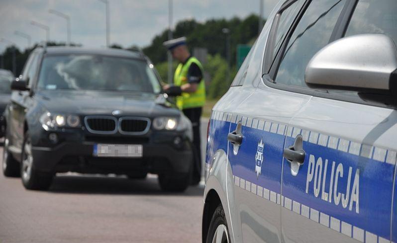 Wyszków. Pościg na S8. 28-latek jechał pod prąd w kierunku Warszawy. Zatrzymały go strzały