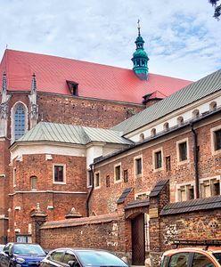 Odkryto nowy fragment muru obronnego w Krakowie. Wybudowano go w XIV w.