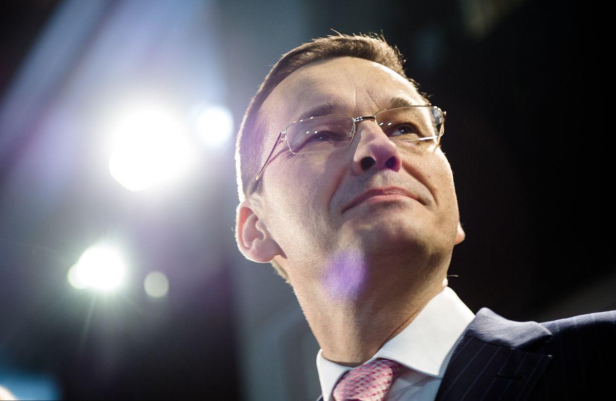 Mateusz Morawiecki o Via Carpatia: to będzie kręgosłup Polski Wschodniej