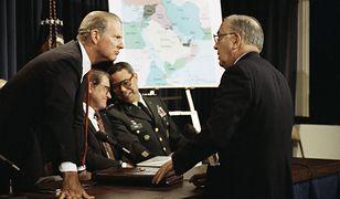 """Materiały przekazane CIA przez polski wywiad pomogły Amerykanom przeprowadzić operację """"Pustynna Burza"""" - wynika z akt IPN"""
