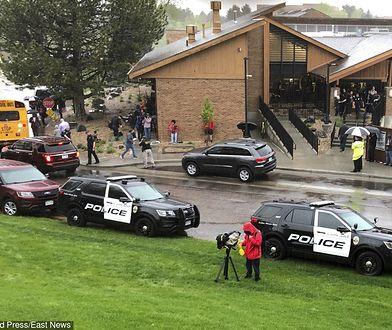 Do strzelaniny doszło w szkole w miejscowości Highland Ranch