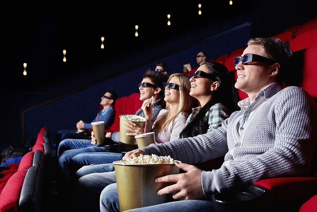 Na co Polacy chodzą do kina?
