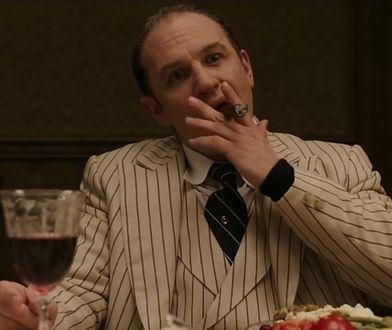 Tom Hardy jako Al Capone. Charakteryzacja robi piorunujące wrażenie