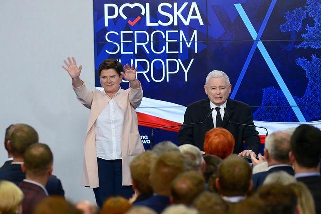 Wybory do Europarlamentu 2019. Beata Szydło zasili szeregi Europejskich Konserwatystów i Reformatorów
