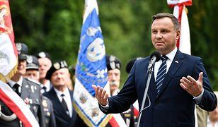 Wzrosło liczba osób oceniająca Andrzeja Dudę negatywnie