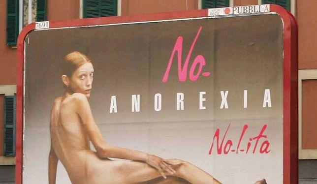 Nierówna walka z anoreksją