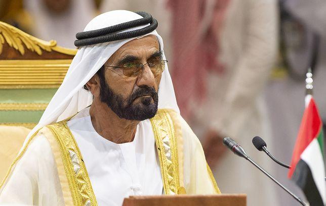 Szejk Mohammed bin Rashid Al Maktoum