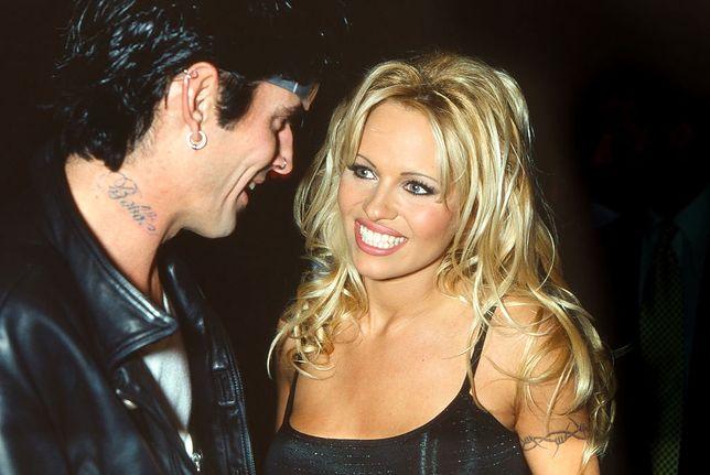 Pamela Anderson i Tommy Lee