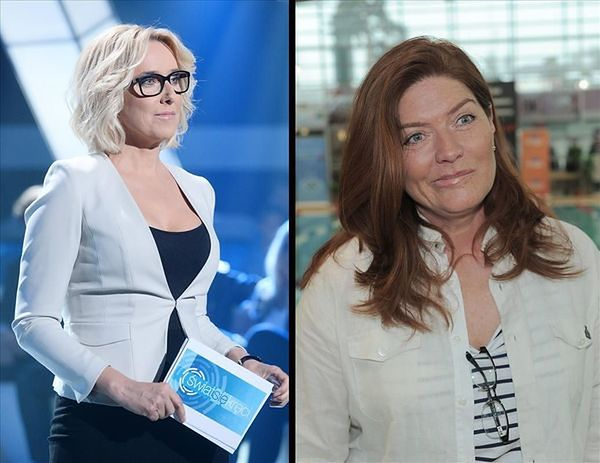 Obie dziennikarki nie przepadają za sobą