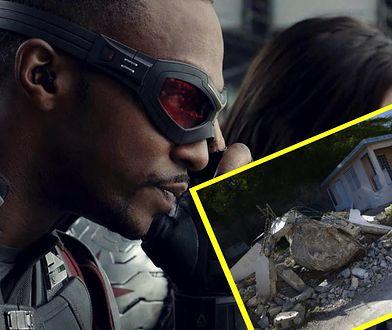 Zdjęcia do nadchodzącego hitu zawieszone. Przez największe od 100 lat trzęsienie ziemi