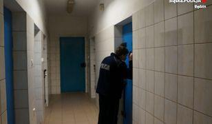 Śląskie. Miał za nic wyrok sądu. Domowy oprawca w Będzinie znów zaatakował brata i policjantów
