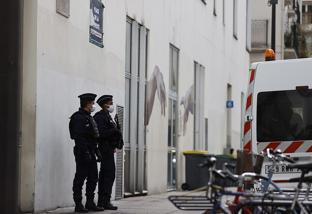 """Francja. Zamachowiec z Paryża chciał ukarać """"Charlie Hebdo"""". Pomylił adres"""