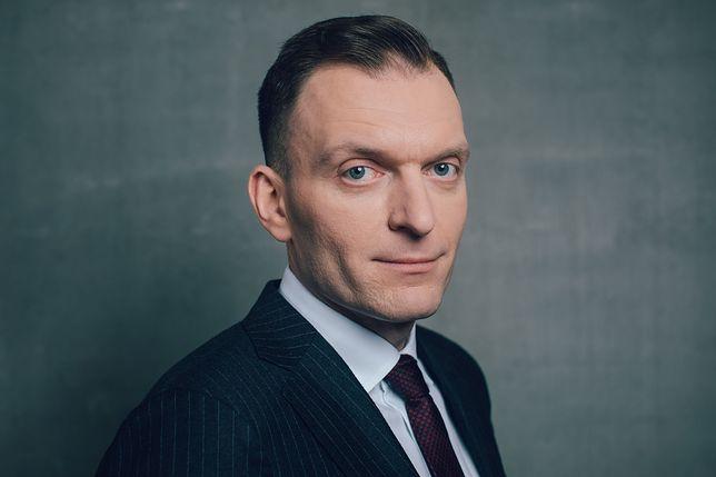 Tomasz Machała, wiceprezes WP Media.