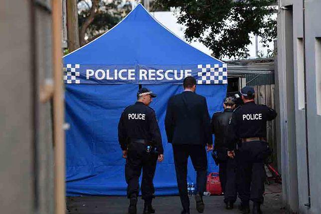 Policja zatrzymała czterech mężczyzn ws. zamachu