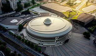 Katowice. Spodek wciąż zachwyca swoją architekturą.