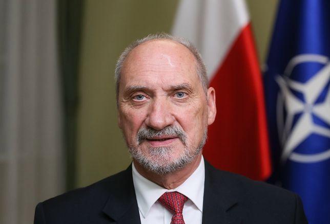 Macierewicz: podpisanie umowy ws. zestawów Patriot możliwe w tym roku