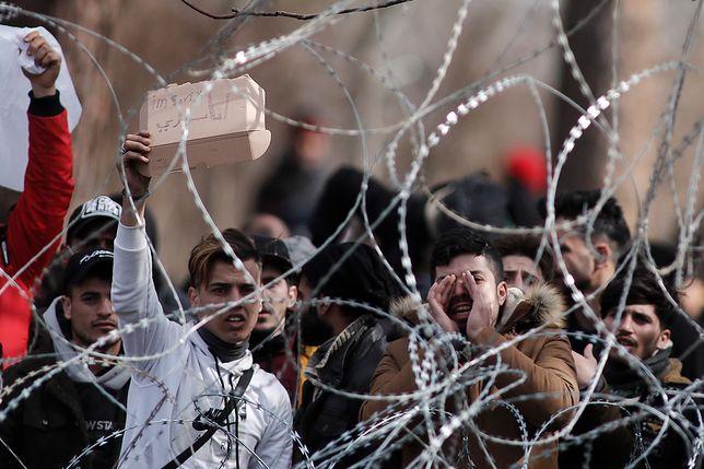Tragedia w Grecji. Podczas próby przekraczania granicy zginęło dziecko