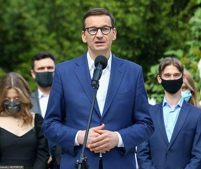 Grzesiowski odniósł się do słów Morawieckiego. Ostudził entuzjazm premiera