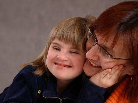 Jak żyją matki dzieci z zespołem Downa?