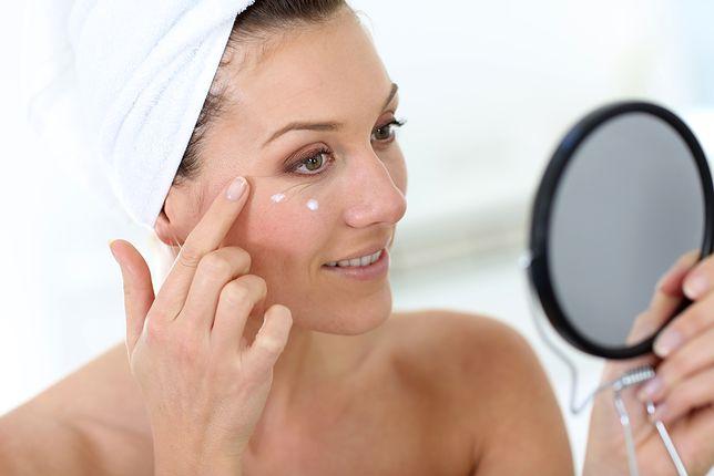 Jeden krem odejmie ci dziesięć lat - skuteczne kosmetyki przeciwzmarszczkowe