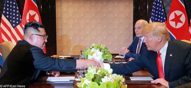 Kim Dzong Un liczy na poprawę stosunków z USA