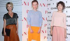 Trendy wiosna-lato 2016: plisowana spódnica