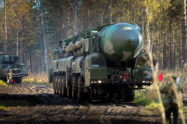 """Wyciekł tajny dokument NATO ws. Rosji. """"Zagrożenie atomowe"""""""
