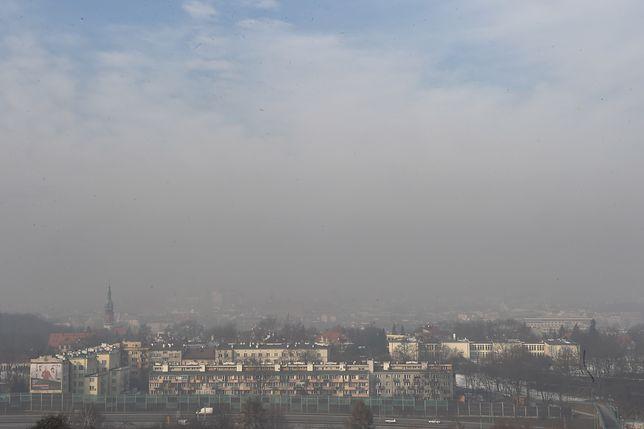 Smog Kraków - 10 grudnia