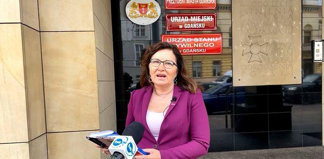 Posłanka Lewicy Beata Maciejewska złożyła w Urzędzie Miejskim w Gdańsku petycję ws. działki, na której abp Sławoj Leszek Głódź hodował daniele.