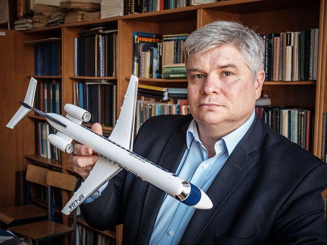 Maciej Lasek, przewodniczący Państwowej Komisji Badania Wypadków Lotniczych w latach 2012-2016