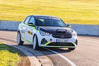 Nowy Opel Corsa-e Rally gotowy do startu - fot. Materiały prasowe Opel