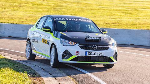 Nowy Opel Corsa-e Rally gotowy do startu