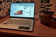 Acer Swift 3 (Ryzen 5) - wydajny laptop do pracy publicystycznej, blogowania i podróży [recenzja]