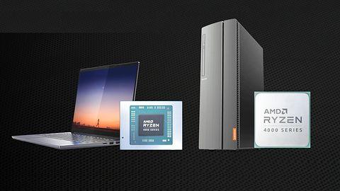 AMD Ryzen 4000G: nadchodzi tanie granie bez dedykowanej karty graficznej