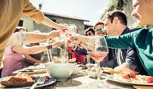 Letnie przyjęcie- co w roli aperitifu?