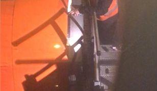 Specjalna taśma klejąca jest standardowo używana w sektorze lotniczym do drobnych napraw