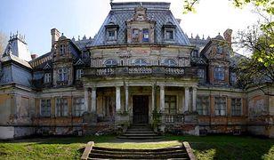 Najpiękniejsze opuszczone wille, dwory i pałace w Polsce
