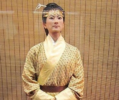Tak prawdopodobnie wyglądała za życia Lady Dai