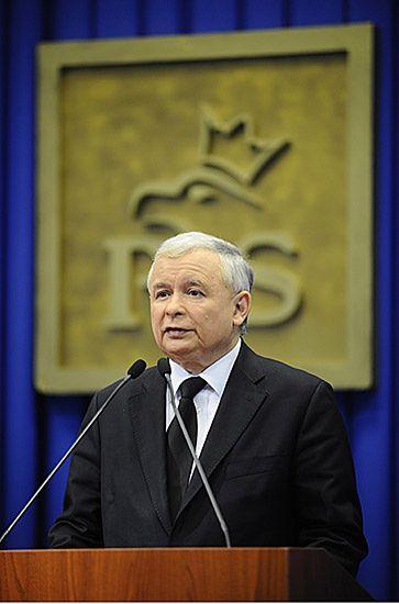 """""""To urojenie"""" - Moskwa ostro o słowach Kaczyńskiego"""