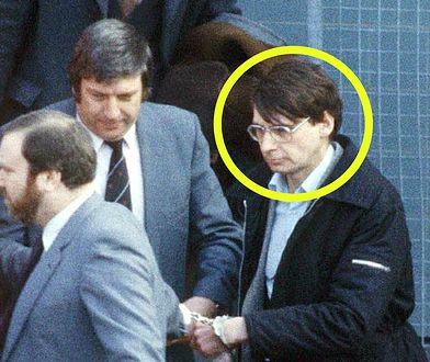 Dennis Nilsen stanął przed sądem w październiku 1983 r.