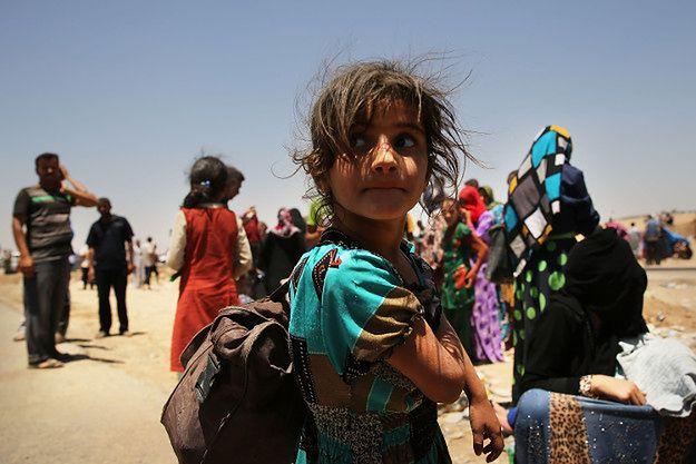 Niektórym udało się uciec z Mosulu już w 2014 r., gdy IS zajmowało miasto