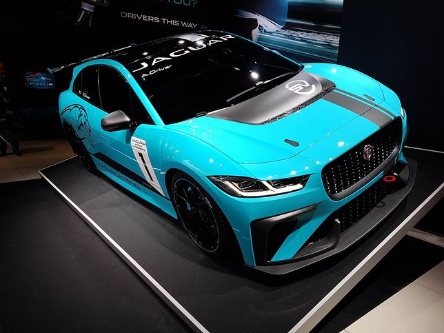 Nowa seria wyścigowa Jaguara. Znamy nowego zawodnika