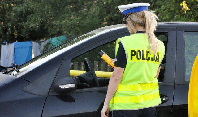 Alkohol coraz mniejszym problemem polskich kierowców