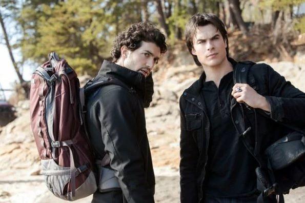 Pamiętniki wampirów sezon 4, odcinek 13: W głąb dzikiej krainy (Into the Wild)