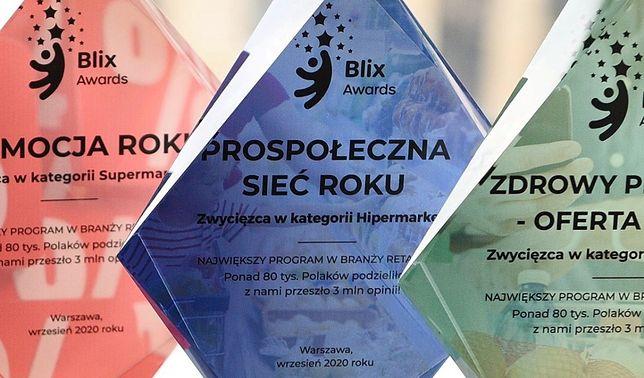 Blix Awards przyznane.
