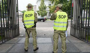 Koronawirus w służbach. Oficerowie SOP codziennie testowani na obecność wirusa
