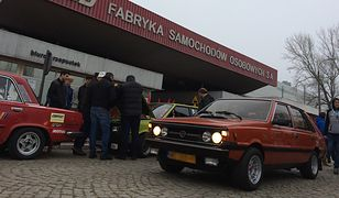 Do FSO znowu zawitały samochody. Byliśmy na zlocie aut z Żerania
